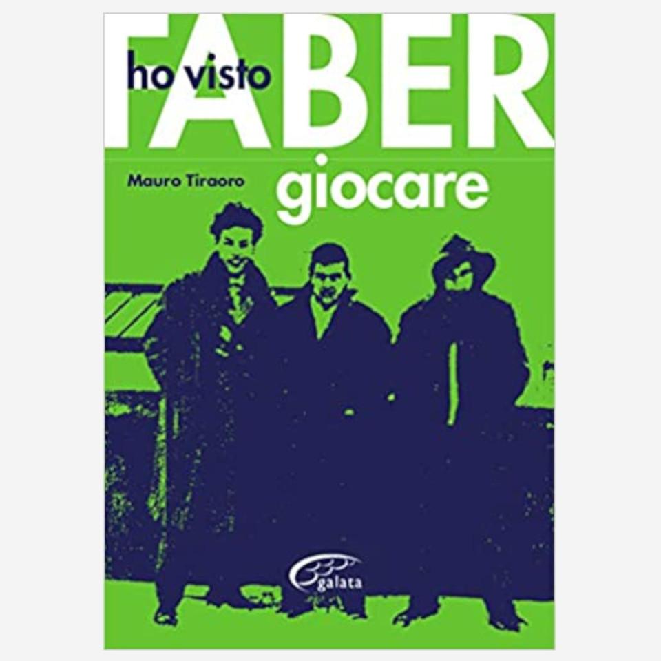 Ho visto Faber giocare di Mauro Tiraoro Edizioni indipendenti edizionindipendenti libri libro autore scrittore editore editore indipendente librerie libreria