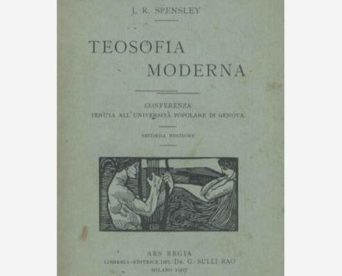 Teosofia Moderna di James Richardson Spensley Edizioni indipendenti edizionindipendenti libri libro autore scrittore editore editore indipendente librerie libreria