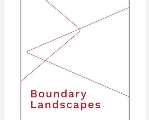 Boundary Landscapes di Autori Vari edizionindipendenti