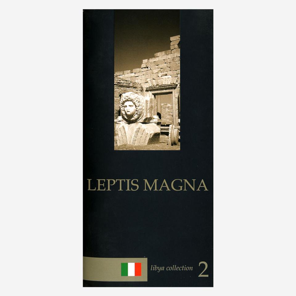 Leptis Magna di Maria Teresa Grassi edizionindipendenti