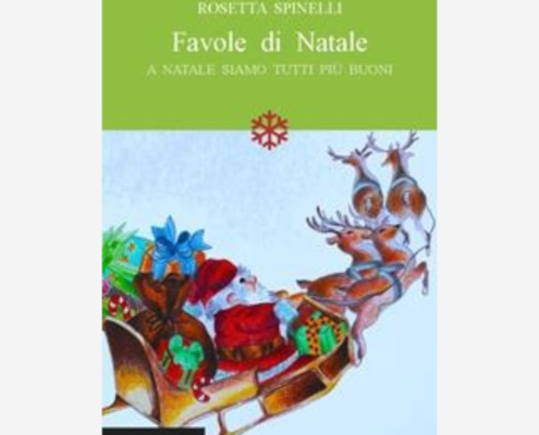 Favole di Natale di Rosetta Spinelli edizionindipendenti