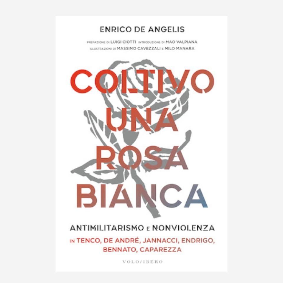 Coltivo una rosa bianca di Enrico de Angelis edizionindipendenti