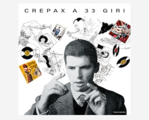 Crepax a 33 giri di Antonio Crepax edizionindipendenti