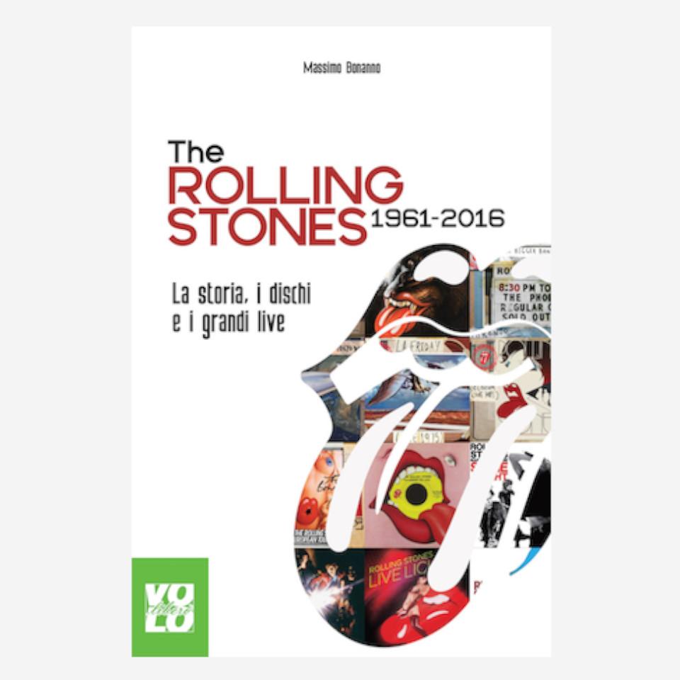 The Rolling Stones 1961-2016 di Massimo Bonanno edizionindipendenti