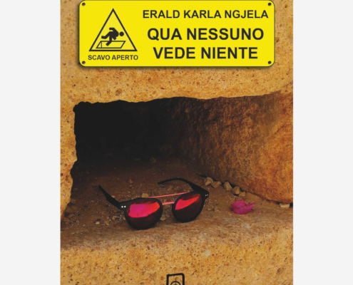 Qua nessuno vede niente di Erald e Karla Ngjela edizionindipendenti